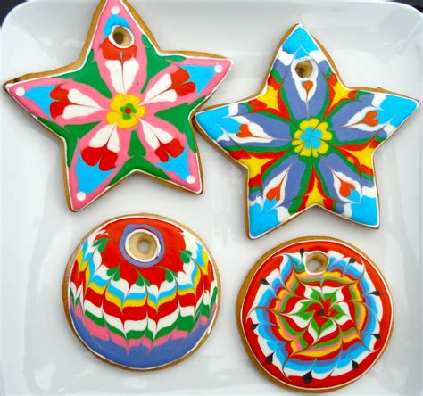 decorated cookies decorated cookies cookie road