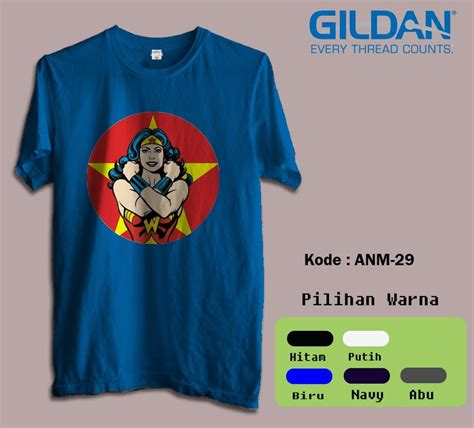 Kaos Weezer If Your Wondering Tshirt Gildan Softstyle jual beli kaos animasi tshirt
