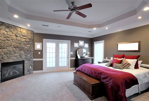 ceiling fan bedroom home interior designs how to choose the best low profile