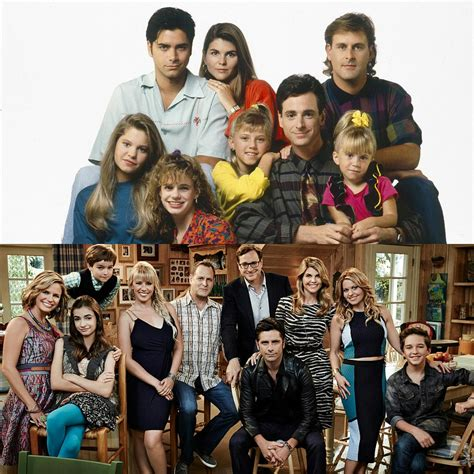 the fuller house full house vs fuller house youtube