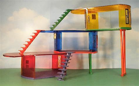 imagination dolls house marx playset doll houses