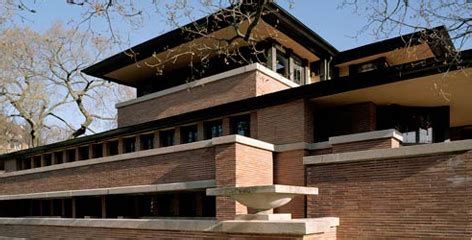 robie house chicago frederick c robie house frank lloyd wright trust