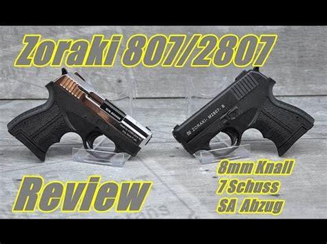 Schreckschuss Im Auto by Zoraki 807 2807 Review Test Schreckschusswaffe Im Kaliber