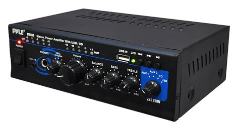 Power Lifier Home Audio pylehome ptau45 home and office lifiers receivers sound and recording lifiers