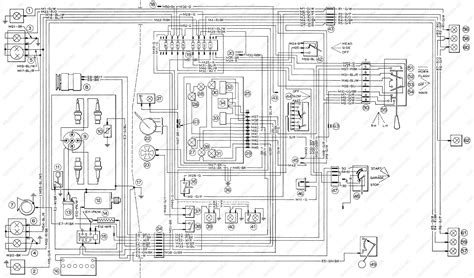 alternator wiring diagram ford transit circuit and