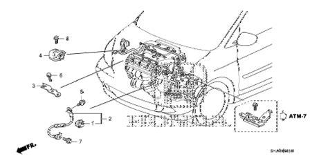 2006 honda odyssey engine diagram honda store 2006 odyssey engine wire harness stay