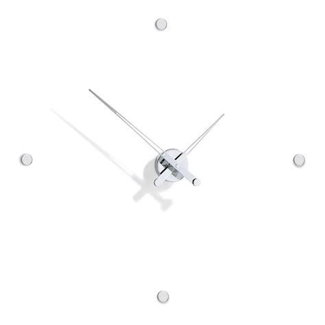 Pendule Murale Moderne 305 by Rodon I Horloge Contemporaine Nomon En Acier 216 70