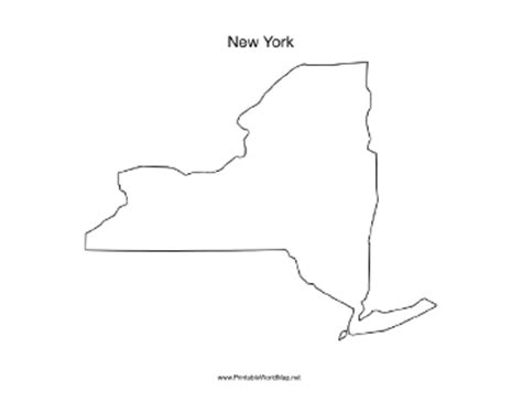 new york county free map free blank map free outline blank map new york state