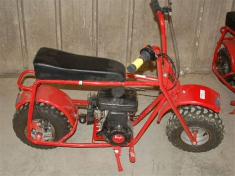 doodlebug mini bike used baja doodle bug 30 mini bike
