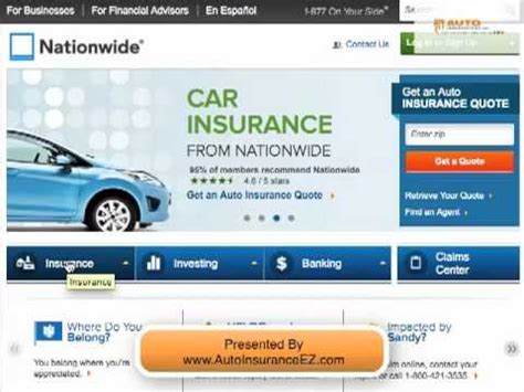 auto insurance reviews 1000 reviews car insurance nationwide car insurance company review ratings youtube