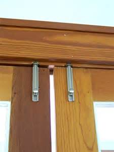 Lock For French Doors - seesaws and sawhorses sun room dog room