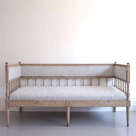 swedish furniture swedish gustavian sofa in original paint in furniture