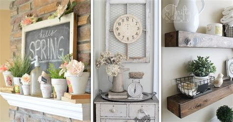 a home decor 19 awe inspiring farmhouse decor ideas to transform your home exceptionally