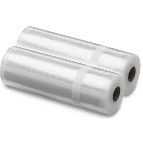 Vaccum Sealer Bags 2 pack of cuisinart vacuum sealer bag rolls 8 quot for the vs 100 everything kitchens