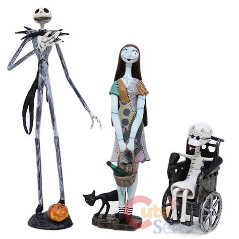 The Nightmare Before Trading Figure Series 1 Set Of 6 Brand nightmare before trading figures series 1 nbc