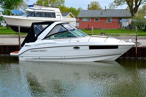port clinton boat dealers new monterey boats for sale oh boat dealer port clinton