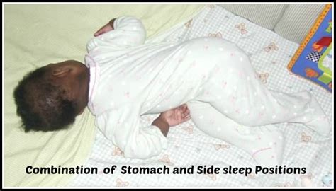 Side Stomach Sleeper by The Best Sleep Position Defining