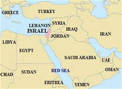 what continent is israel located on questions and answers