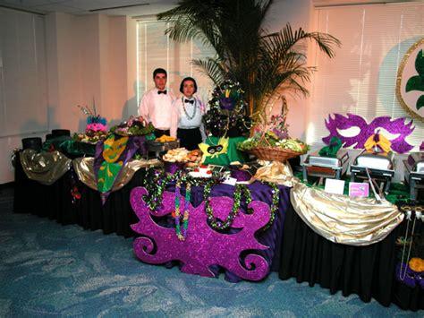 cajun themed decorations south florida cajun catering fort lauderdale miami dade