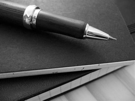 writing on black paper penned client testimonial marketing provide insights