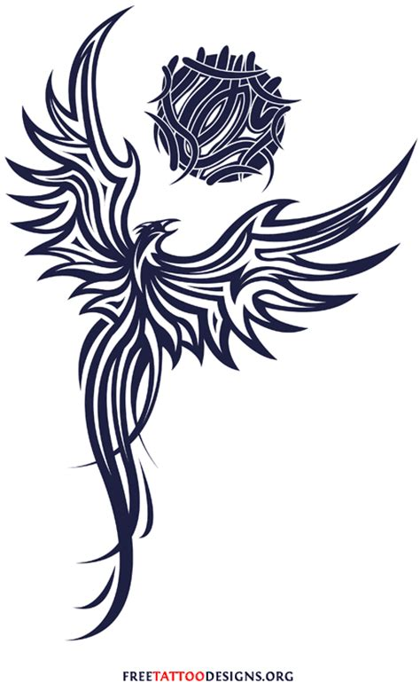 tattoo tribal fenix phoenix tattoos 75 cool designs