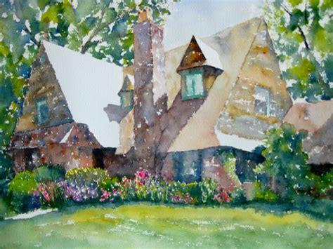 house portrait artist wendy maccordy artist westport watercolor paintings