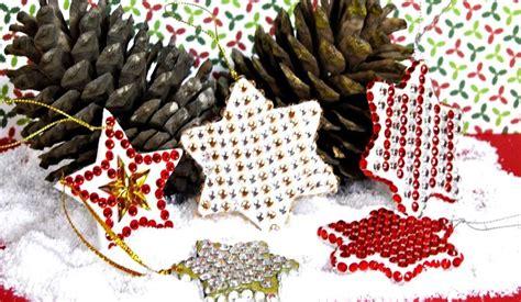 adornos navide241os reciclando adornos navide 241 os reciclando bandejas de corcho manualidades