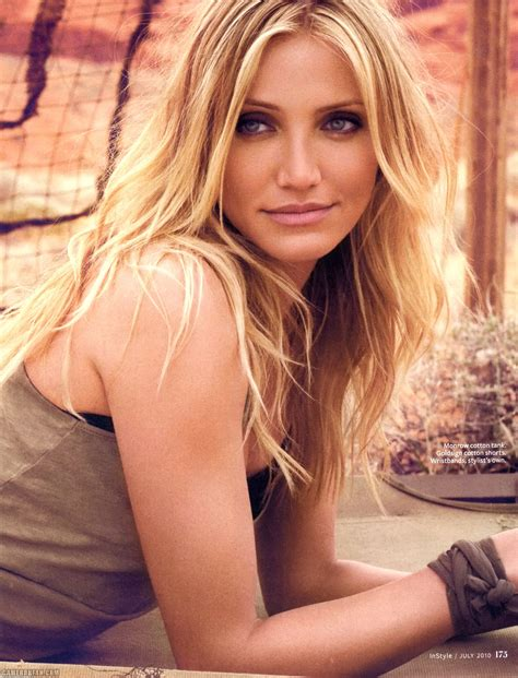 How Is Cameron Diaz by Cameron Diaz Photography Be Creative