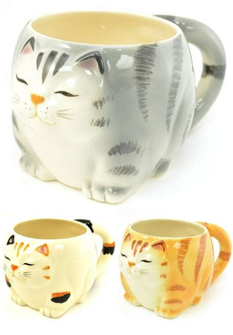 Cat Mug 1 17 best images about cups and saucers and mugs on