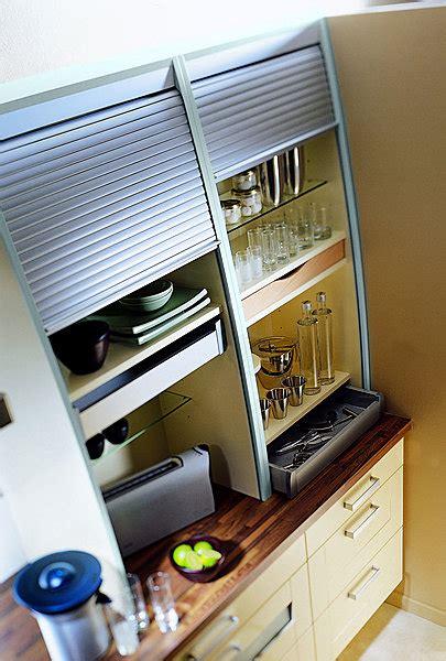 rideau metallique cuisine am 233 nagement de cuisine galerie photos de dossier 299 378