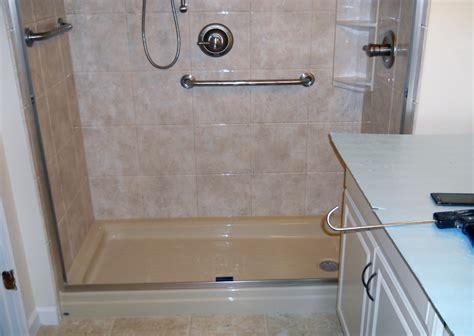 walk in bathtub to shower conversion flickr photo