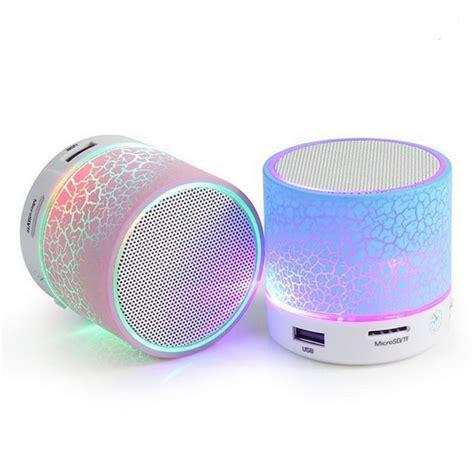 Speaker Bluetooth Ws 887 Speaker Portable Bluetooth Metal Ws 887 1 portable mini coloful led bluetooth speaker with light