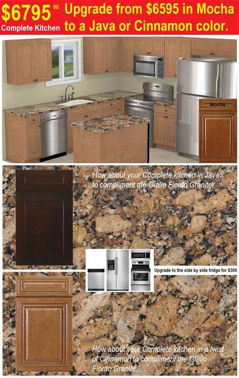 Complete Kitchen Cabinet Packages Glendale Kitchen Cabinets Granite Countertops Sales