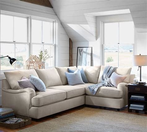 3 piece sectional sofa sale pottery barn sofas and sectionals sale 30 off sofas