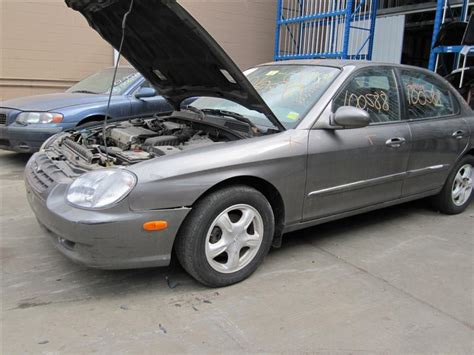 parting out a 2000 hyundai sonata stock 100588 171 tom s foreign auto parts quality used