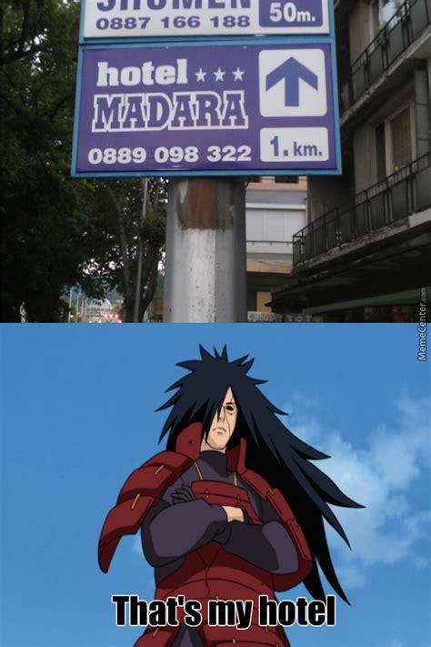 Madara Meme - madara started a new business by 2xd meme center