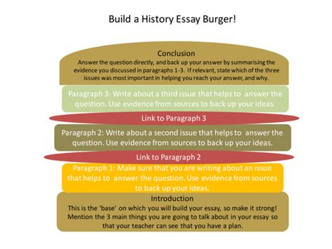 history essay planning and exam tips by mimimouse
