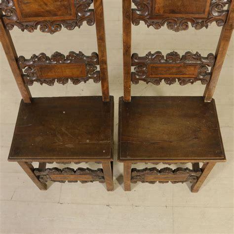 sedie a coppia di sedie a cartelle sedie poltrone divani