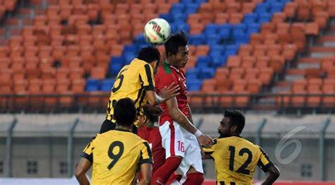 Malaysia Membungkam Indonesia indonesia vs malaysia sudah panas sejak 1957 bola