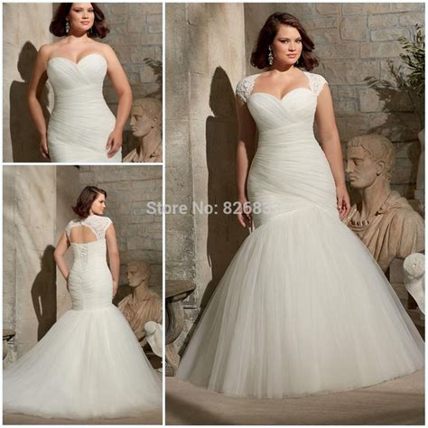 Large plus size wedding dresses « Clothing for large ladies
