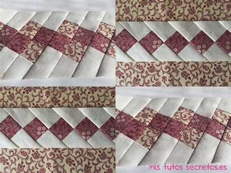Tutorial Para Hacer Quilting | 15 best images about tutoriales de patchwork on pinterest