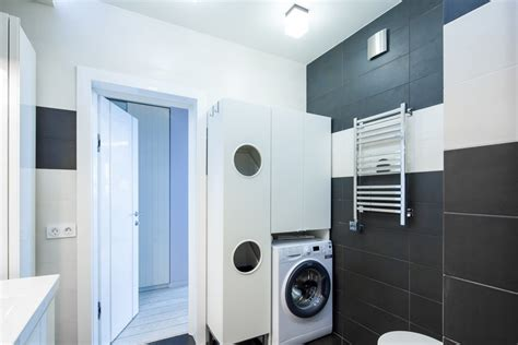 Tiny Apartment Washer Small Apartment Gets A Fresh New Look That Suits It Like A
