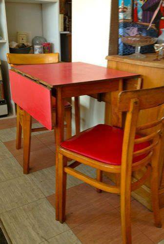 60s Kitchen Table Growing Up Table And Chairs And On