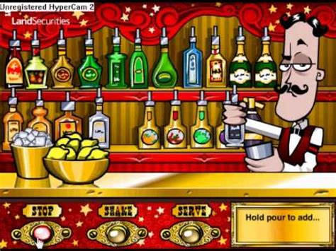 on y8 y8 bartender the right mix