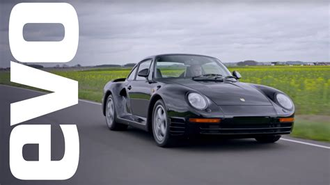 80s porsche porsche 959 review the 80s supercar with modern
