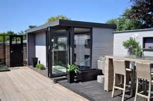 Build Your Dream Room contemporary garden rooms and bespoke garden office