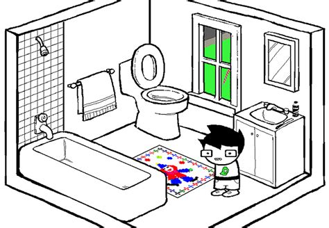 go to bathroom ms paint adventures