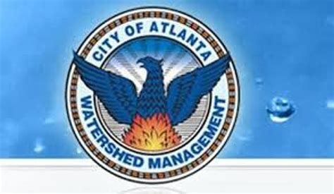 Atlanta Water Shed by Several Water Breaks Reported In Atlanta