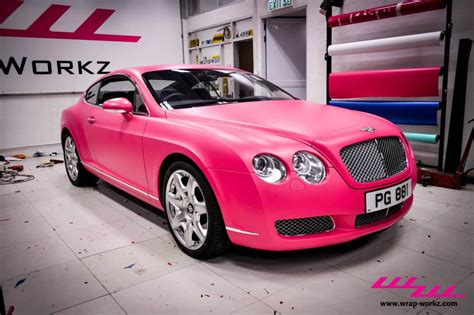 bentley pink matte pink bentley gt is chinese opulence autoevolution
