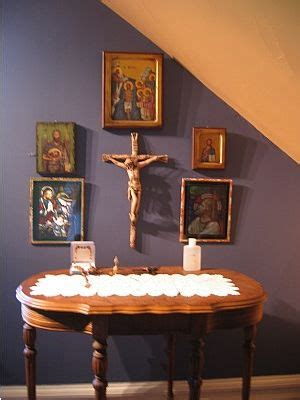 243 best images about catholic home altars on